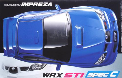 Fujimi ID-124 Subaru Impreza WRX Sti Spec C 1/24 Scale Kit 036861