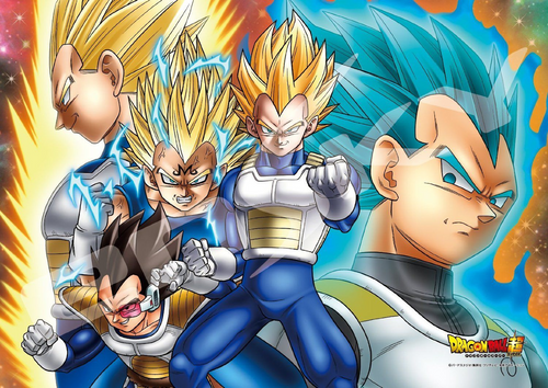 Ensky Jigsaw Puzzle 108-595 Japanese Anime Dragon Ball Super (108 Pieces)