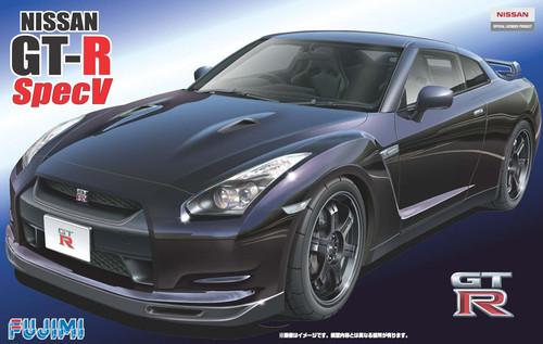 Fujimi ID-133 Nissan GT-R Spec V R35 1/24 Scale Kit