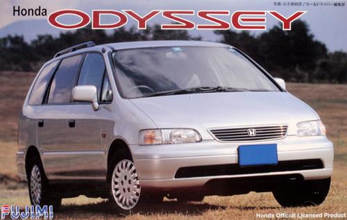 Fujimi ID-146 Honda Odyssey Type S 1/24 Scale Kit 038148