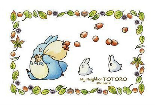 Ensky Jigsaw Puzzle 150-G03 My Neighbor Totoro Studio Ghibli (150 S-Pieces)