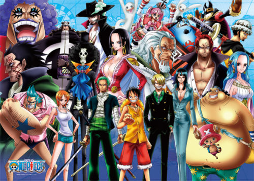 Ensky Jigsaw Puzzle 2000-103 Japanese Anime One Piece (2000 Pieces)