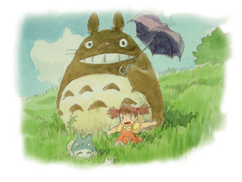 Ensky Jigsaw Puzzle 300-216 My Neighbor Totoro Studio Ghibli (300 Pieces)