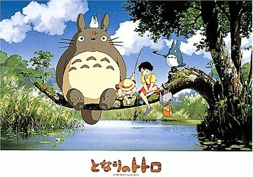Ensky Jigsaw Puzzle 500-228 My Neighbor Totoro Studio Ghibli (500 Pieces)