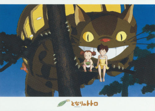 Ensky Jigsaw Puzzle 500-266 My Neighbor Totoro Studio Ghibli (500 Pieces)