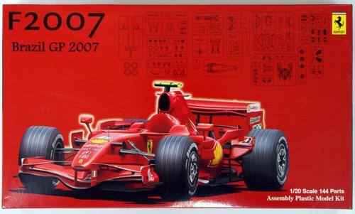 Fujimi GP11 090481 F1 Ferrari F2007 Brazil 1/20 Scale Kit 090481