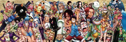 Ensky Jigsaw Puzzle 950-07 One Piece Chronicles II (950 Pieces)