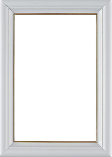 Ensky Jigsaw Puzzle Frame for 126 Pieces Jigsaw White (10x14.7cm)