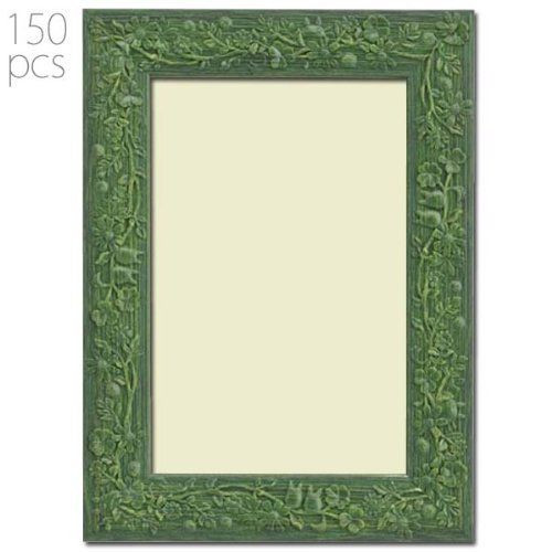 Ensky Jigsaw Puzzle Frame Green for Studio Ghibli 150 (10x14.7cm)  4970381169558