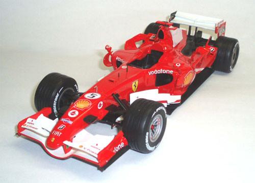 Fujimi GP15 090566 F1 Ferrari F2007 British GP 2007 1/20 Scale Kit