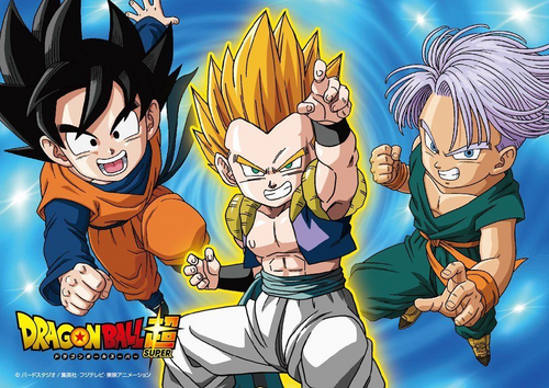 Beverly Jigsaw Puzzle 100-003 Dragon Ball Super Gotenks (100 L-Pieces)