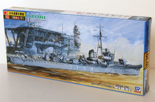 Pit-Road Skywave W-39 IJN Torpedo Boat OTORI 1/700 Scale Kit