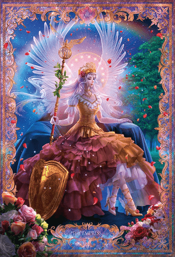 Beverly Jigsaw Puzzle 81-107 Fantasy Art The Empress (1000 Pieces)