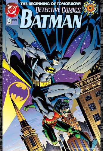 Beverly Jigsaw Puzzle 83-078 Batman (300 Pieces)