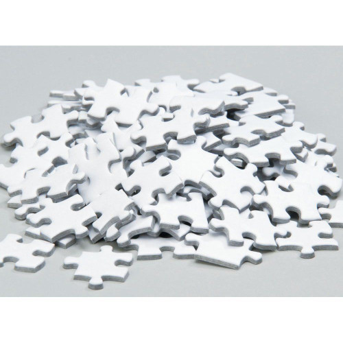 Beverly Jigsaw Puzzle M108-140 All White Jigsaw (108 S-Pieces)
