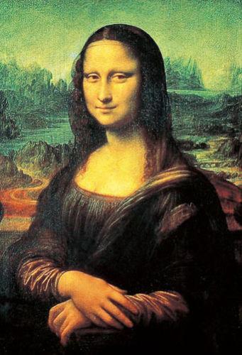 Beverly Jigsaw Puzzle M71-836 Leonardo da Vinci Mona Lisa (1000 S-Pieces)