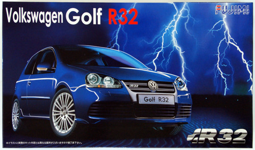 Fujimi RS-02 Volkswagen Golf R32 1/24 Scale Kit