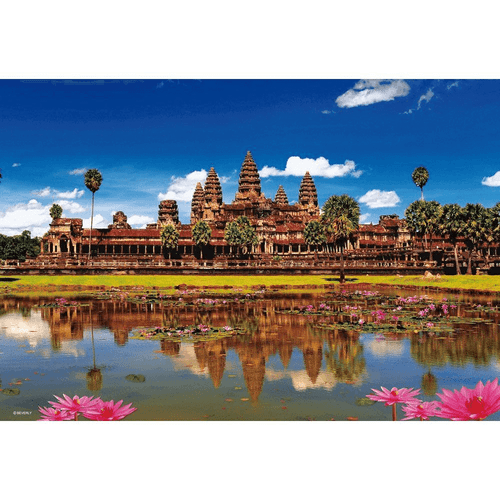 Beverly Jigsaw Puzzle M81-831 Angkor Wat (1000 S-Pieces)