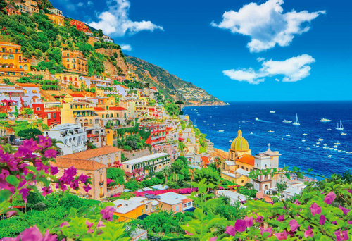 Beverly Jigsaw Puzzle M81-850 Amalfi Coast Italy (1000 S-Pieces)