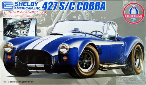 Fujimi RS-05 Shelby Cobra 427SC 1/24 Scale Kit