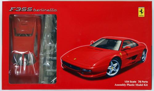 Fujimi RS-09 Ferrari F355 Berlinetta 1/24 Scale Kit 123042