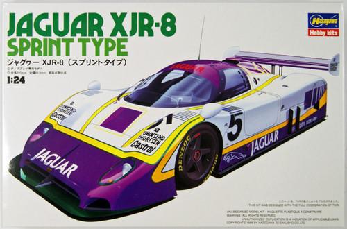 Hasegawa 20281 Jaguar XJR-8 Sprint Type 1/24 Scale Kit