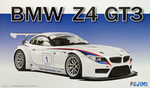Fujimi RS-31 BMW Z4 GT3 1/24 Scale Kit