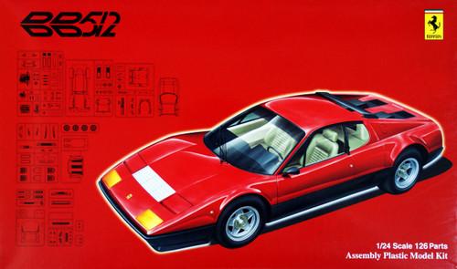 Fujimi RS-33 Ferrari 512 BB 1/24 Scale Kit 122786