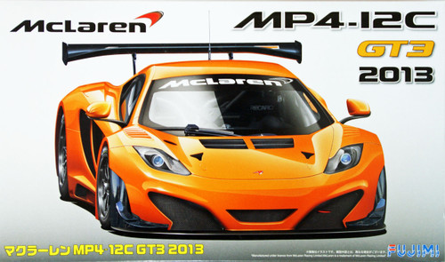 Fujimi RS-62 McLaren MP4-12C GT3 2013 1/24 Scale Kit 125879