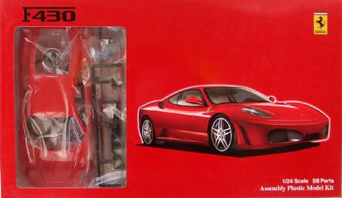 Fujimi RS-67 Ferrari F430 1/24 Scale Kit 122557