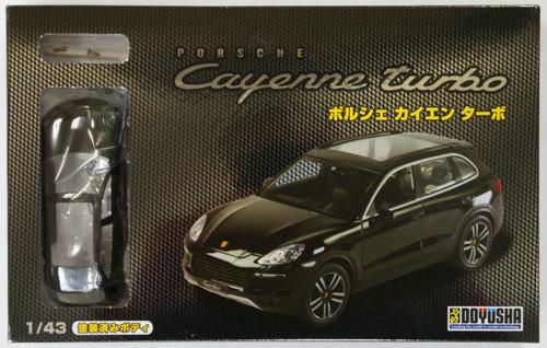 Doyusha 002377 Porsche Cayenne Turbo 1/43 Scale plastic model Kit