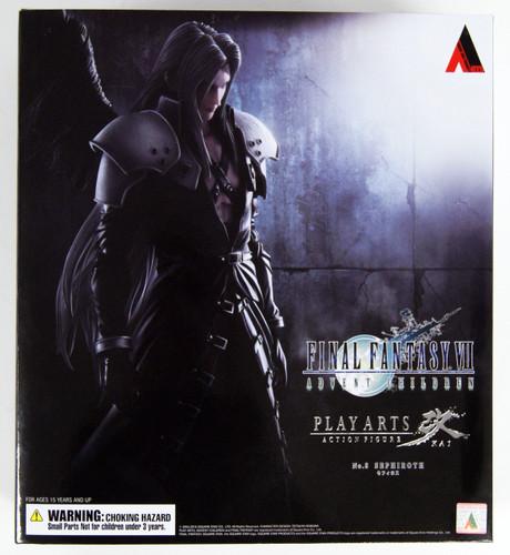 "Square Enix 319140 Final Fantasy VII Advent Children Play Arts KAI ""Sephiroth"" Action Figure"
