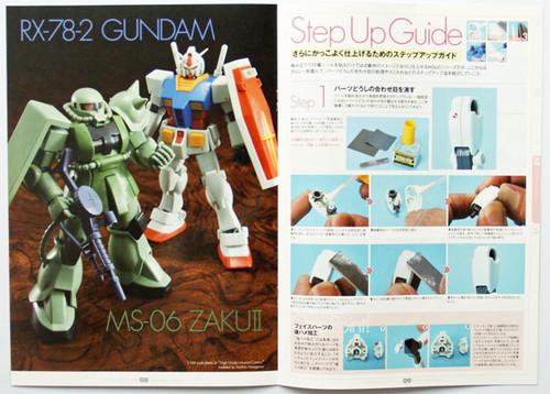 Bandai 642684 HGUC Gunpla Starter Set Gundam VS ZAKU 1/144 Scale Kit