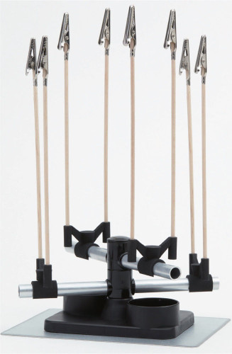 GSI Creos Mr.Hobby GT88 Mr. Almighty Clips III (Spray & Dry Support Stand)