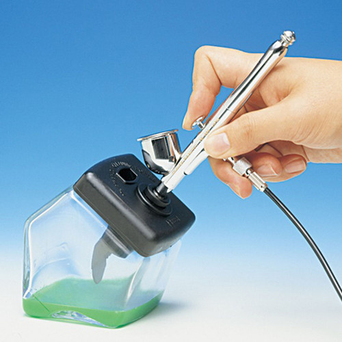 GSI Creos Mr.Hobby PS257 Mr. Air Brush and Pro-Spray Cleaning Bottle