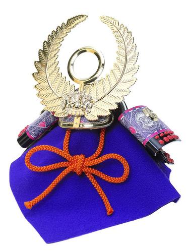 Doyusha K2 Tokugawa Ieyasu Kabuto Samurai Armet Helmet 1/4 Scale Model Kit