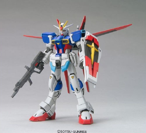 Bandai 314147 HG Gundam Seed Destiny Force Impulse Gundam 1/144 Scale Kit