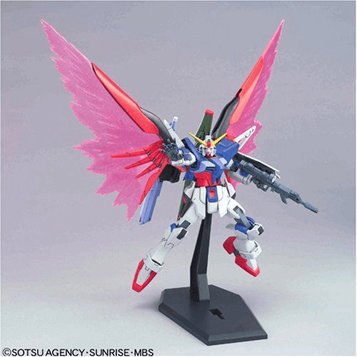 Bandai 390912 HG Gundam Seed Destiny ZGMF-X42S Destiny Gundam 1/144 Scale Kit