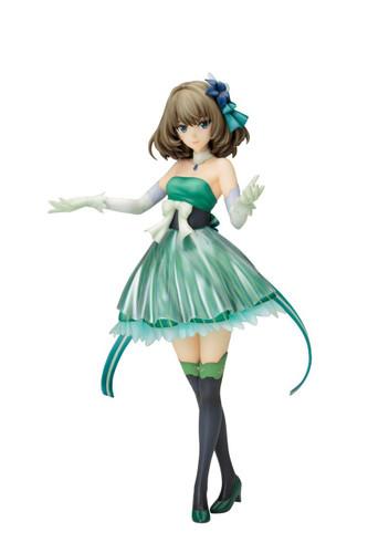 Kotobukiya PP641 Idolmaster Cinderella Girls Kaede Takagaki The Beginning Place 1/8 Scale Figure