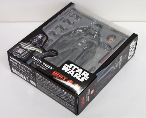 Medicom MAFEX 037 Darth Vader (Revenge of the Sith Ver.) from Star Wars: Episode III Figure 4530956470375