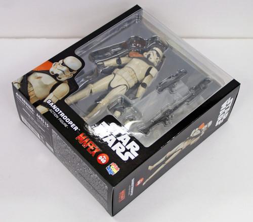 Medicom MAFEX 040 Sandtrooper from Star Wars: Episode IV Figure 4530956470405