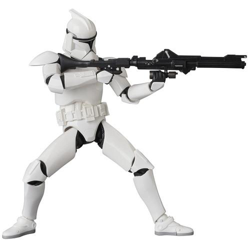Medicom MAFEX 041 ClOne Trooper from Star Wars: Episode II Figure 4530956470412