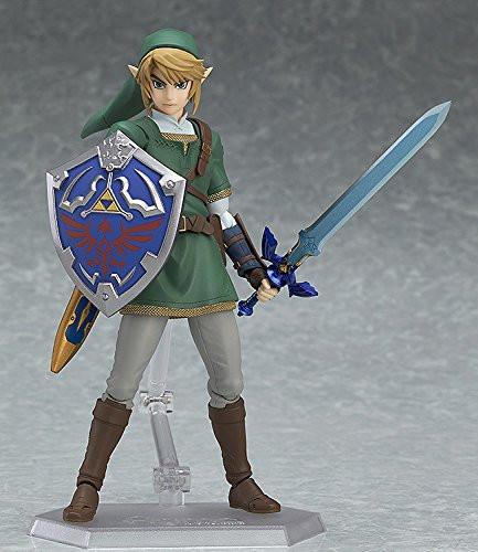 Good Smile The Legend of Zelda figma 319 Link Twilight Princess Figure