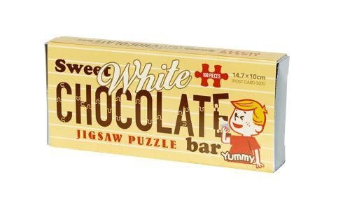 Beverly Jigsaw Puzzle M108-201 Candy Collection White Chocolate (108 S-Pieces)