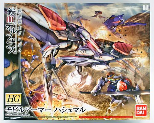 Bandai Iron-Blooded Orphans 029 Gundam MOBILE ARMOR HASHMAL 1/144 scale kit
