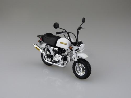 Aoshima Naked Bike 23 Honda GORILLA Custom Takegawa Version1 1/12 Scale Kit