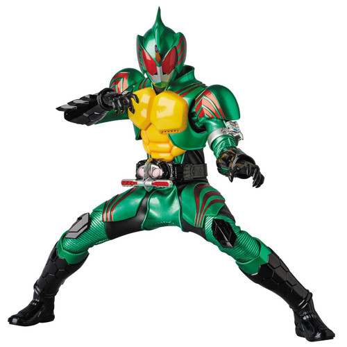 Medicom RAH-768 Real Action Heroes GENESIS Kamen Rider Amazon Omega Figure