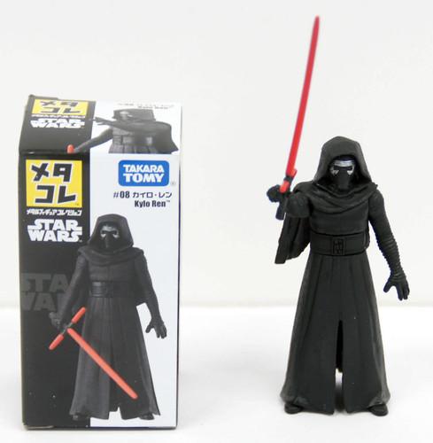 Takara Tomy Disney Star Wars Metakore Metal Figure #08 Kylo Ren 84182