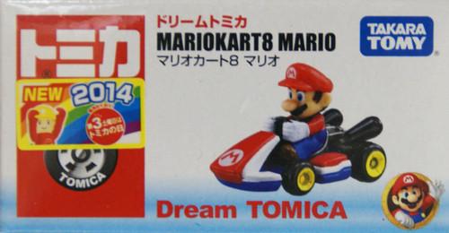 Tomy Dream Tomica 164 Mario Kart 8 Mario 808589