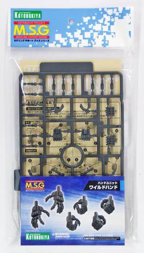Kotobukiya MSG Modeling Support Goods MB40 Hand Unit Wild Hand